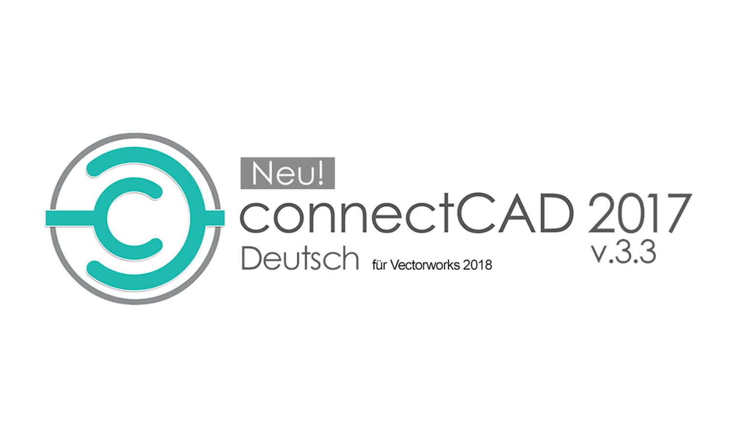 connectcad2017 v.3.3 Deutsch for Vectorworks 2018 Deutsch